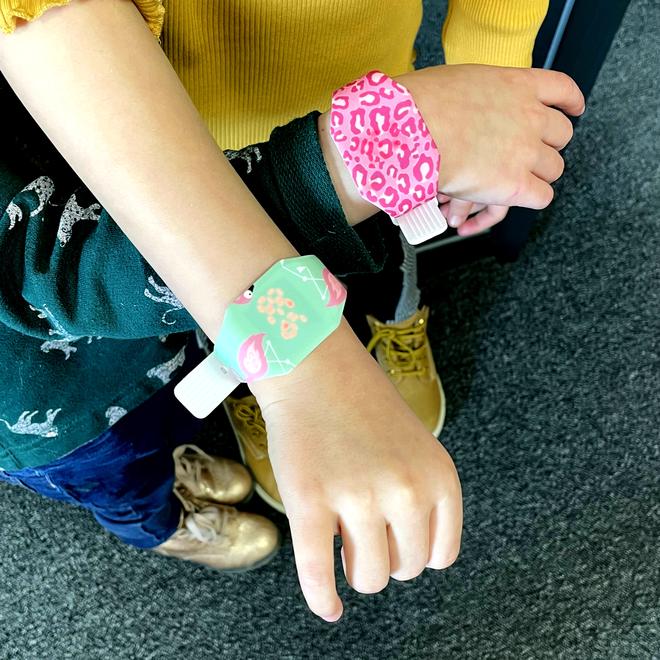 LED Digitaal Kinderhorloge | Flamingo | Kids | Fashion Favorite