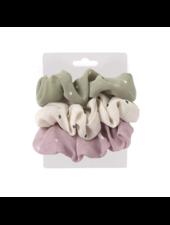 Fashion Favorite Haarelastiek / Scrunchie Stippen