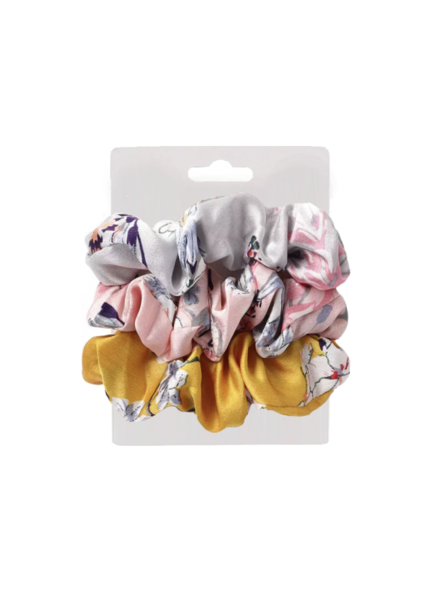 Fashion Favorite Haarelastiek / Scrunchie Bloemen