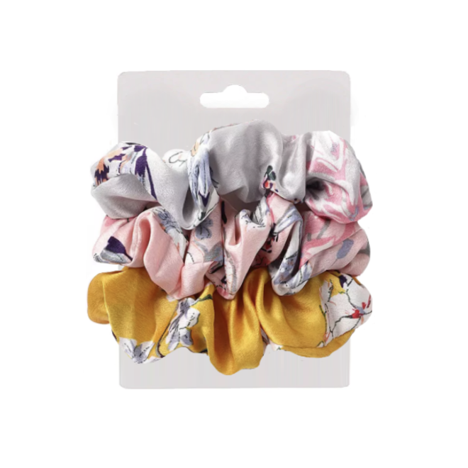 Haarelastiek / Scrunchie Bloemen