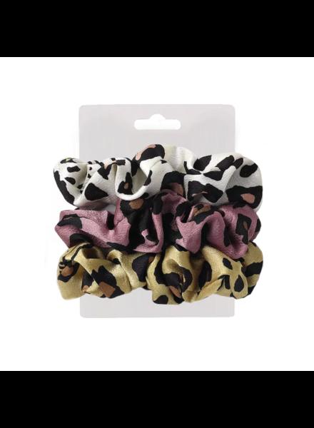 Fashion Favorite Haarelastiek Leopard / Panter