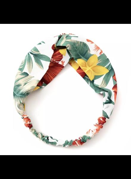 Fashion Favorite Haarband White Flowers