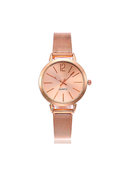 Fashion Favorite Blanche Rose / White Horloge