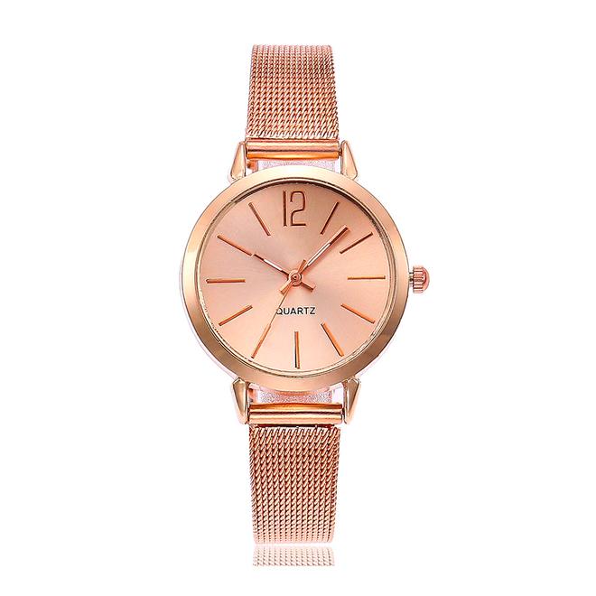 Blanche Rose / White Horloge