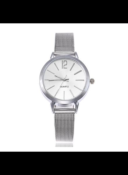Fashion Favorite Blanche Silver / White