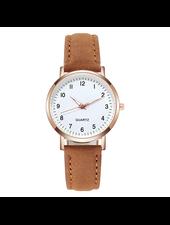 Fashion Favorite Doukou Brown Horloge
