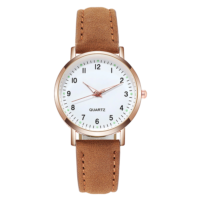 Doukou Brown Horloge