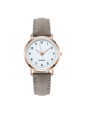 Fashion Favorite Doukou Grey Horloge