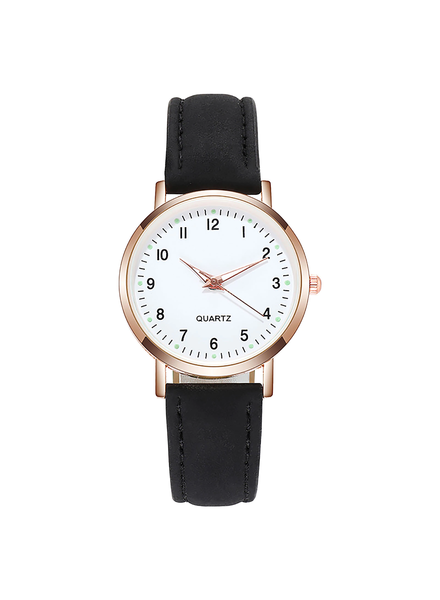 Fashion Favorite Doukou Black Horloge