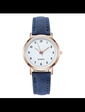 Fashion Favorite Doukou Blue Horloge