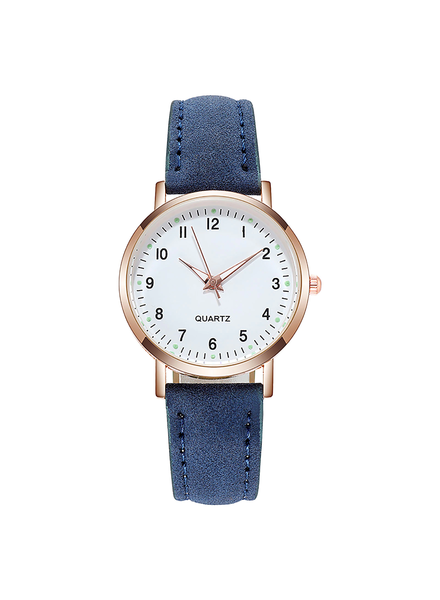 Fashion Favorite Doukou Blue Horloge
