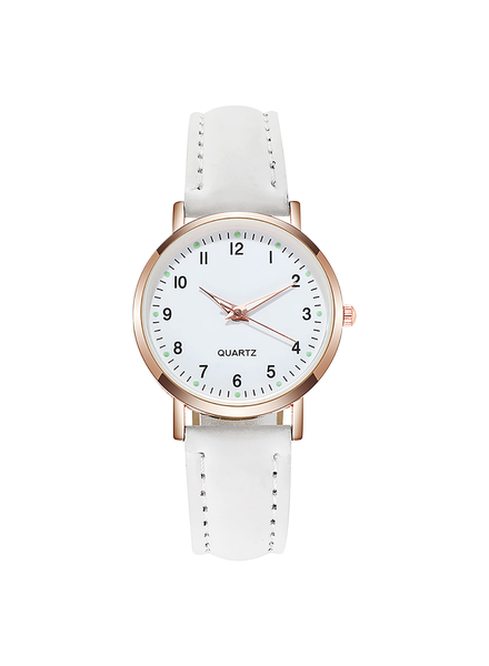 Fashion Favorite Doukou White Horloge