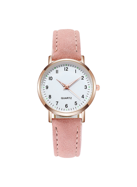 Fashion Favorite Doukou Pink Horloge
