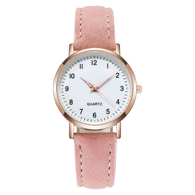 Doukou Pink Horloge