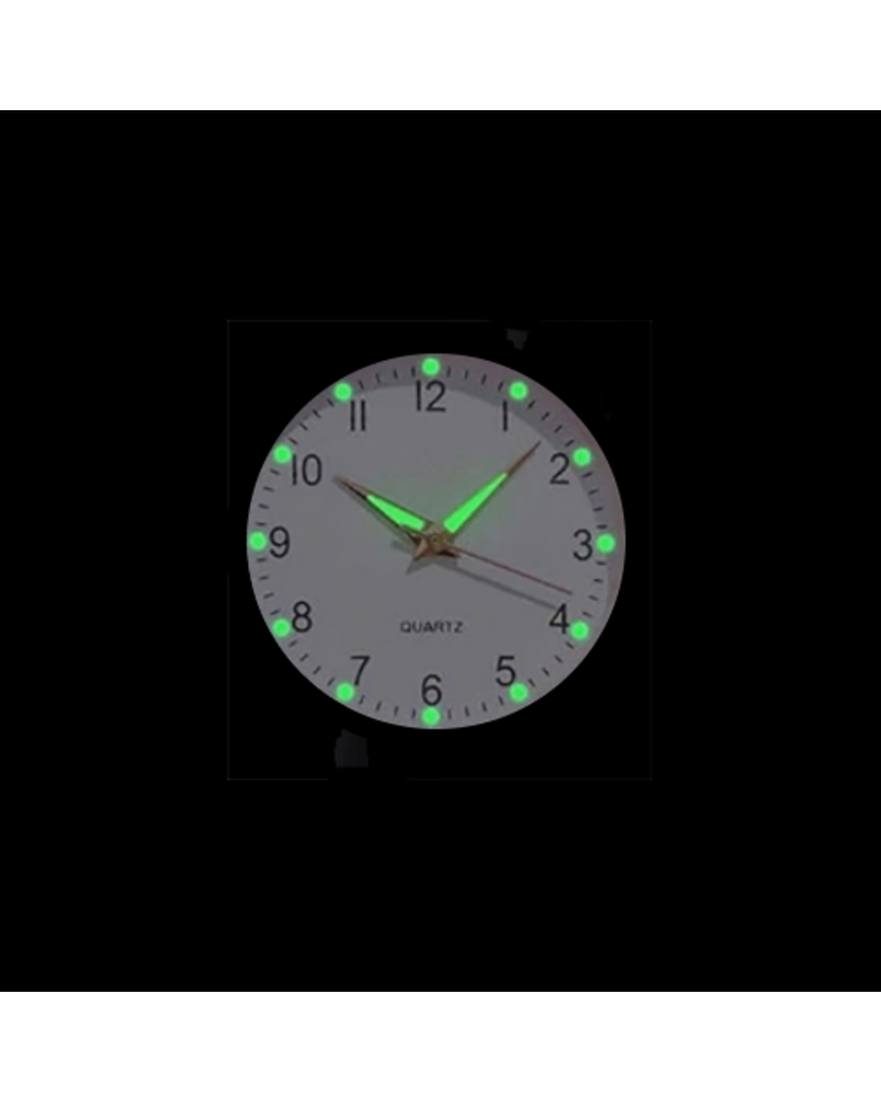 Fashion Favorite Doukou Pink Horloge | Suedine - Kunstleer | Roze | Ø 32,5 mm