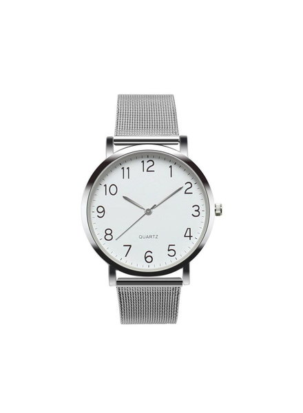 Fashion Favorite Nero Horloge Zilver / Zilver