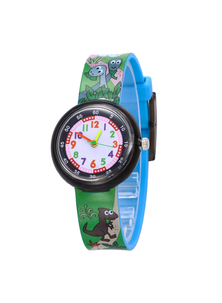 Fashion Favorite Kinderhorloge Dinosaurus