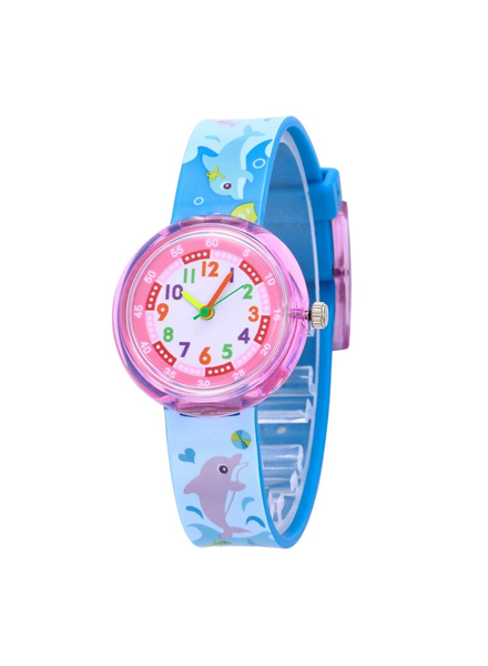 Fashion Favorite Kinderhorloge Dolfijn
