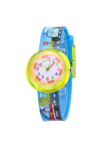 Fashion Favorite Kinderhorloge Politie