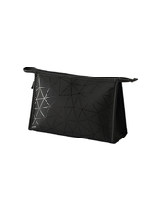 Fashion Favorite Toilettas Geometric Zwart - Groot