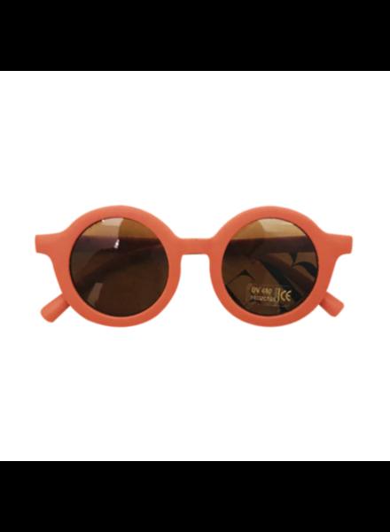 Fashion Favorite Kinder Zonnebril - Mat Oranje