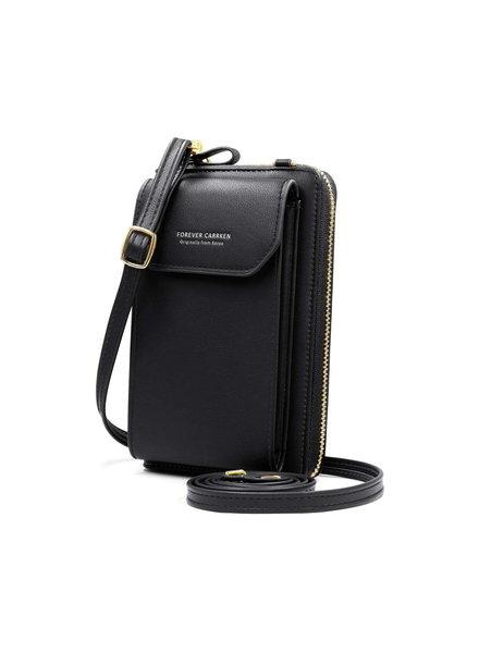 Fashion Favorite Smartphone Tasje - Zwart