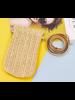 Fashion Favorite Smartphone Tasje - Stro / Riet Naturel