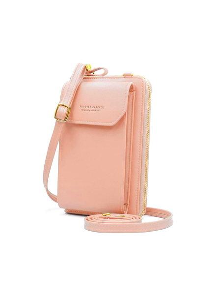 Fashion Favorite Smartphone Tasje - Roze