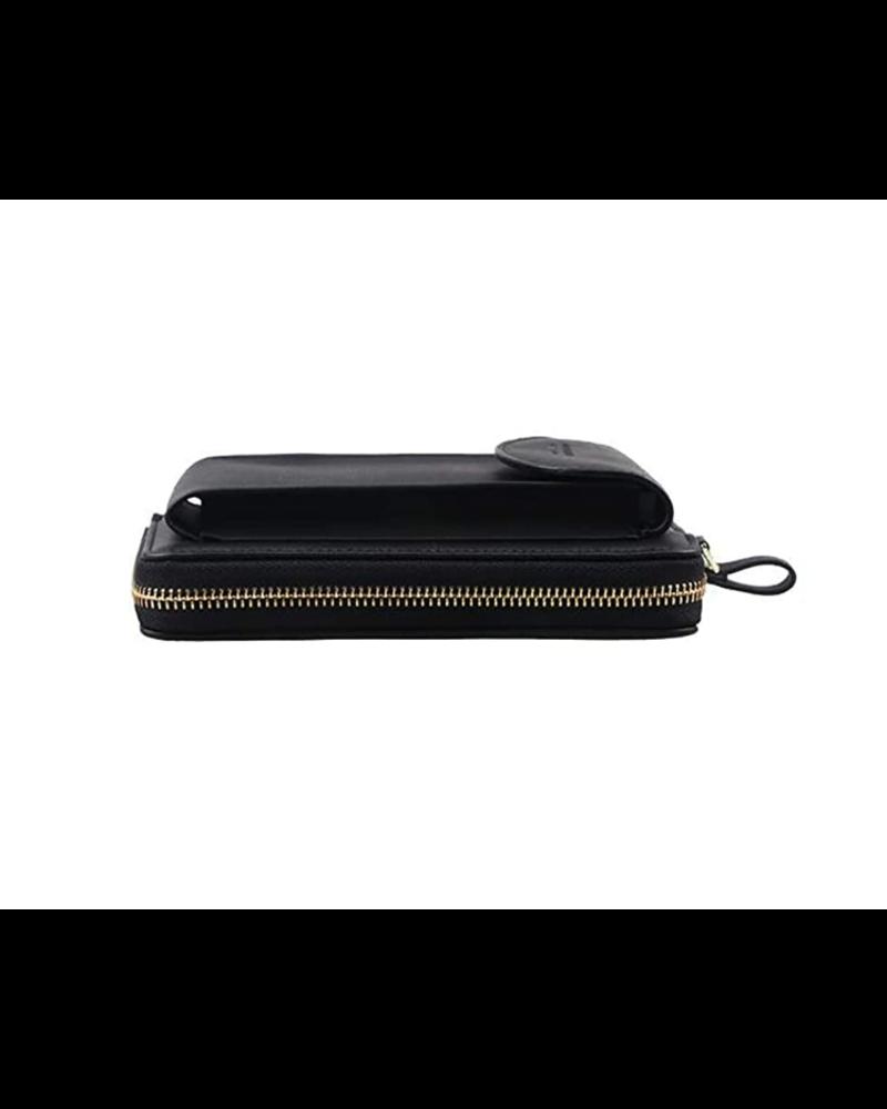 Fashion Favorite Smartphone Tasje - Zwart | Kunstleer