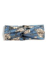 Fashion Favorite Haarband Flower Blauw/Beige