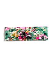 Fashion Favorite Haarband Green Flower