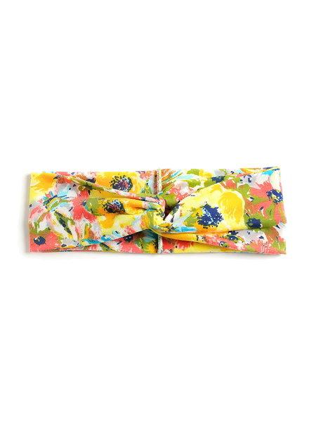 Fashion Favorite Haarband Yellow Flower