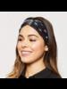 Fashion Favorite Haarband / Bandana Paisley   Wijnrood   Elastisch / Katoen