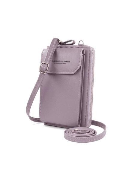 Fashion Favorite Smartphone Tasje - Lila