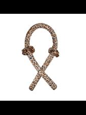 Fashion Favorite Haarkruller | Hair Ribbon Leopard