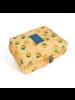 Fashion Favorite Travel 'Yellow Lemon' Toilettas   Make Up Organizer/Travel Bag/Reistas