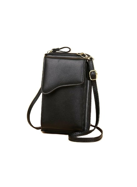 Fashion Favorite Smartphone Tasje - Ferron Zwart