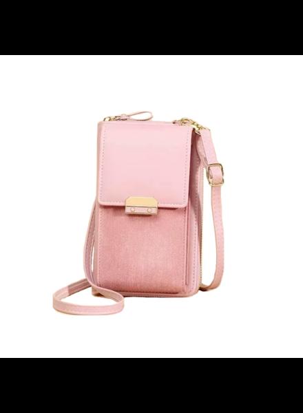 Fashion Favorite Smartphone Tasje - Lux Roze