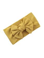 Fashion Favorite Kinder Haarband Bow | Geel