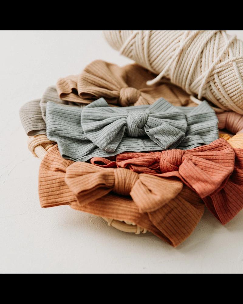Fashion Favorite Kinder Haarband | Strik / Bow | Aqua