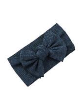 Fashion Favorite Kinder Haarband Bow | Donkerblauw