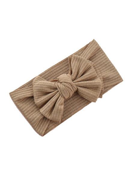 Fashion Favorite Kinder Haarband Bow | Beige