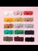 Fashion Favorite Kinder Haarband   Strik / Bow   Okergeel