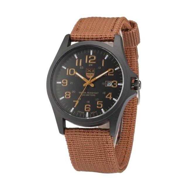 New Military Horloge | Bruin