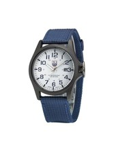 Fashion Favorite New Military Horloge | Blauw