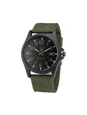 Fashion Favorite New Military Horloge | Groen