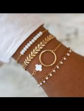 Fashion Favorite Set Armbanden Luck