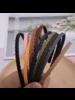 Fashion Favorite Haarband / Diadeem | Vlecht | Denimblauw | Kunststof