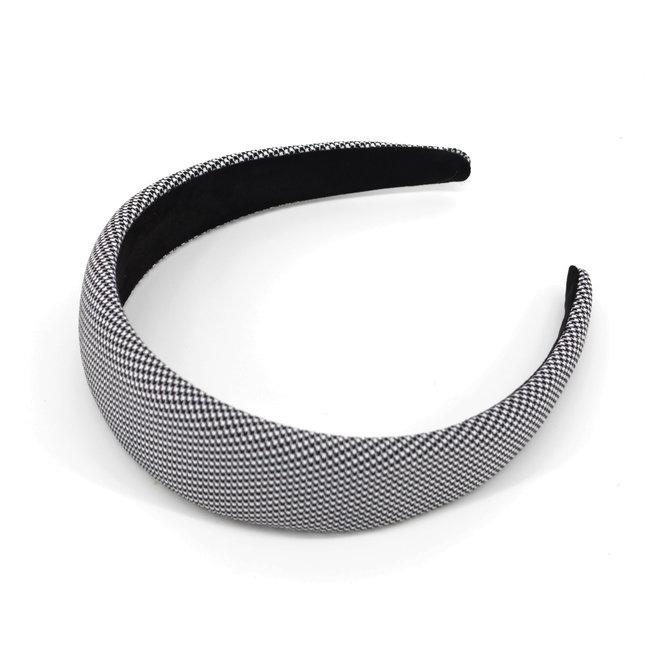 Pied-de-Poule Diadeem / Haarband  - Mini