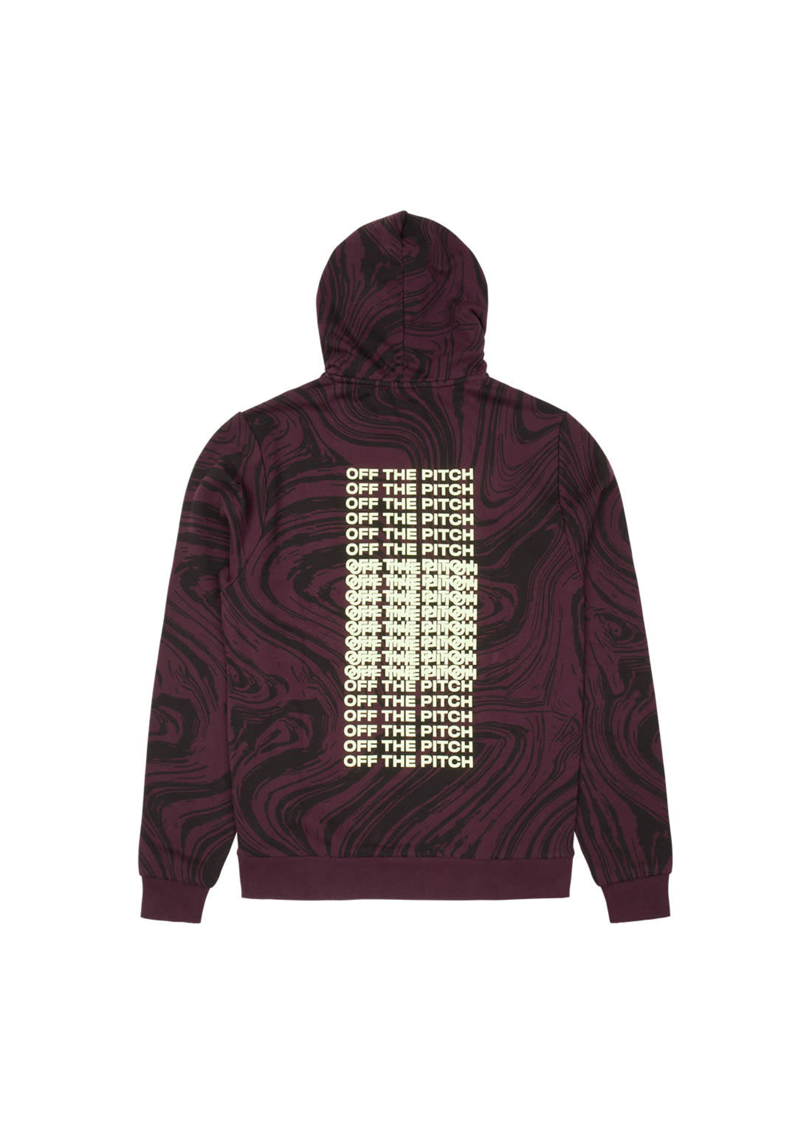 OFF THE PITCH The Creator Hoodie - Fudge